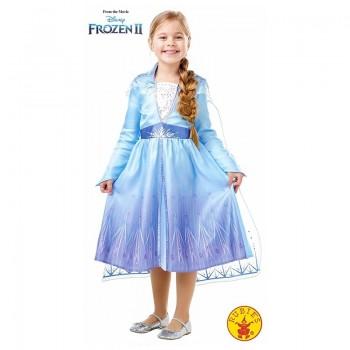 Disf.Inf.Elsa Travel Frozen2 5-7