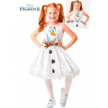 Disf.Inf.Olaf 3-4 Años Frozen2