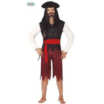 Disf.Chico Pirata Rj/Ng T-M