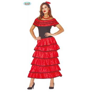 Disf.Flamenca T-L