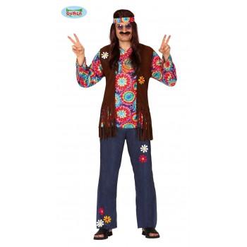 Disf.Chico Hippie T-M