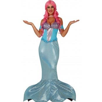 Disf.Sirena T-M
