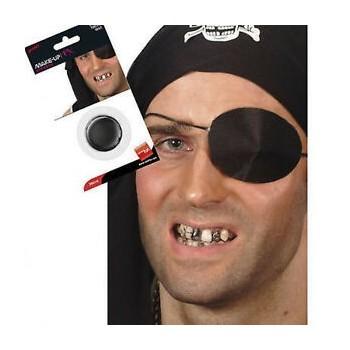 Maquillaje Diente Negro