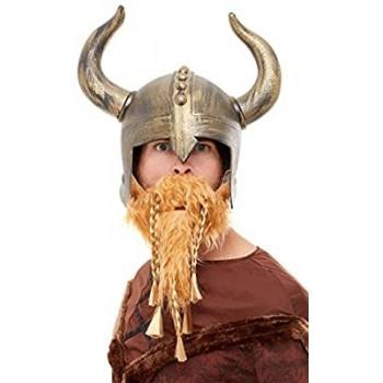 Casco Vikingo Oro
