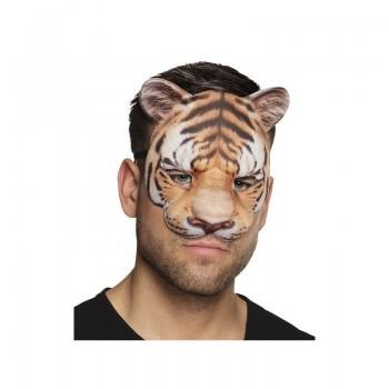 Media Mascara Tigre