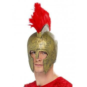 Casco Gladiador Oro