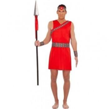 Disf.Masai Hombre Ml