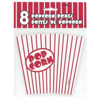 P/8 Caja Palomitas Car.Popcorn
