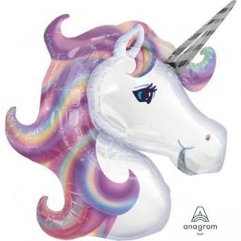 Globo Unicornio 74Cm