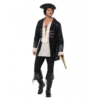 Chaqueta Pirata Bucanero M