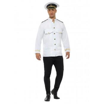 Chaqueta Capitan Blanca Xl
