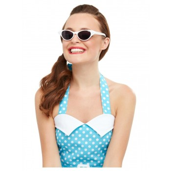 Gafas Chica Blanca Rock&Roll