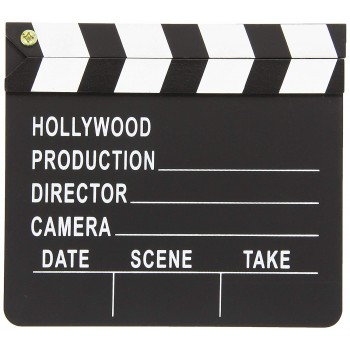 Claqueta Hollywood
