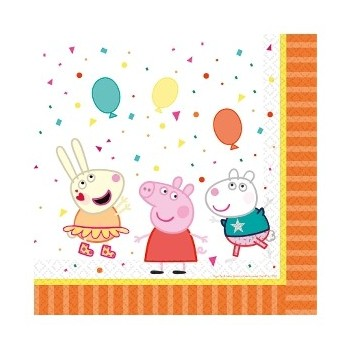 P/16 Serv.Peppa Pig Party
