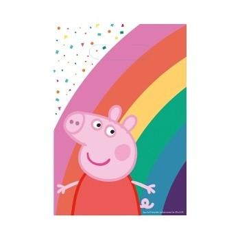 P/8 Bolsa Asa Peppa Pig Party