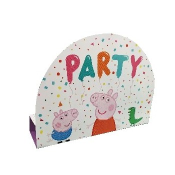 P/8 Inv. Peppa Pig Party