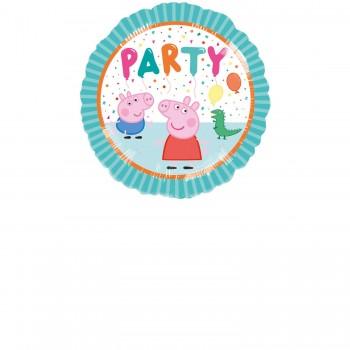 """Globo 18"""" Peppa Pig Party"""