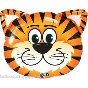 Globo Cara De Tigre 76Cm