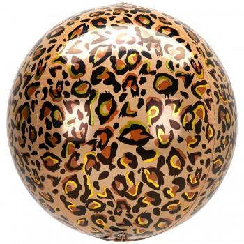Orbz Print Animalz Leopardo