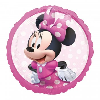 """Globo 18""""Minnie Forever"""