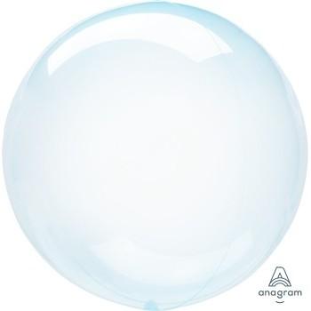 Globo Orbz Azul Cristal