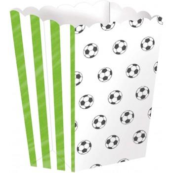 P/4 Caja Palomitas Futbol