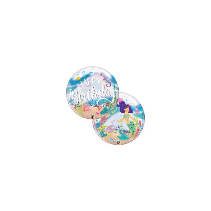 Globo Burbuja Sirenas H.B.