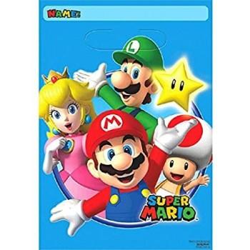 P/8 Bolsa Super Mario