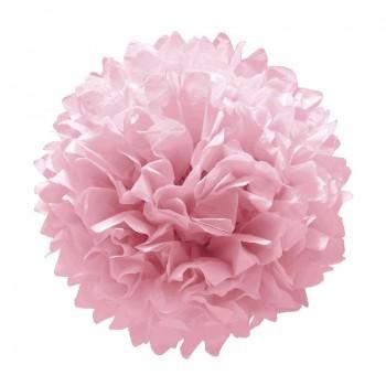 P/3 Pompon Rosa Pastel