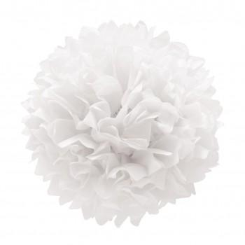 P/3 Pompon Blanco