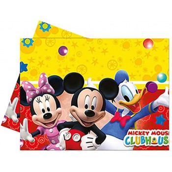 Mantel Pl. Mickey Clubhouse Pl
