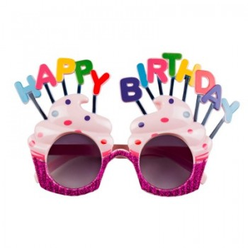 "Gafas ""Happy Birthday"""