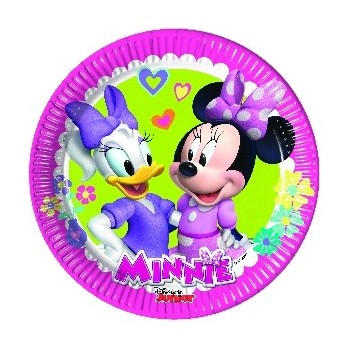 P/8 Plato 20Cm Minnie Happy He