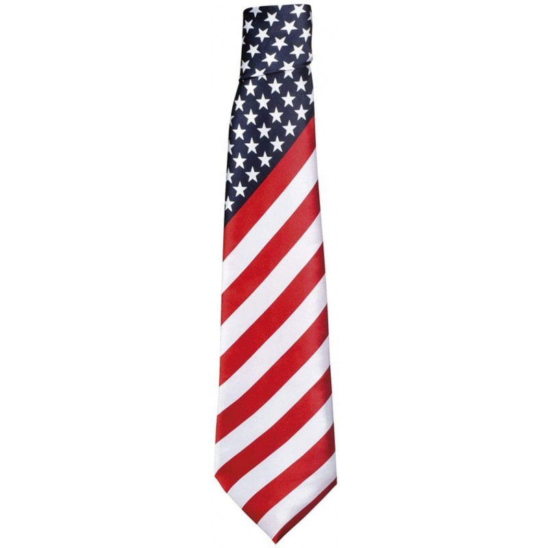 Corbata Bandera Usa