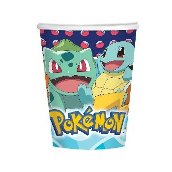 P/8 Vaso Pokemon