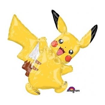 Globo Palo Pikachu