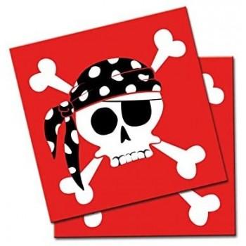 P/20 Serv. Pirata Rojo
