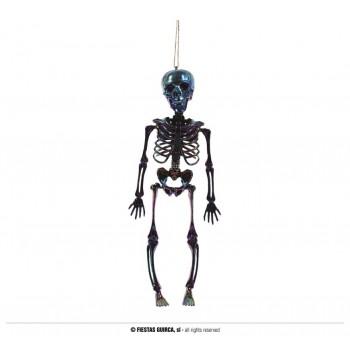 Golg.Esqueleto 37Cm Multicolor