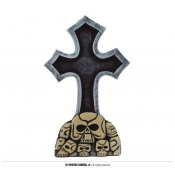 Lapida Cruz C/Calaveras 60X36