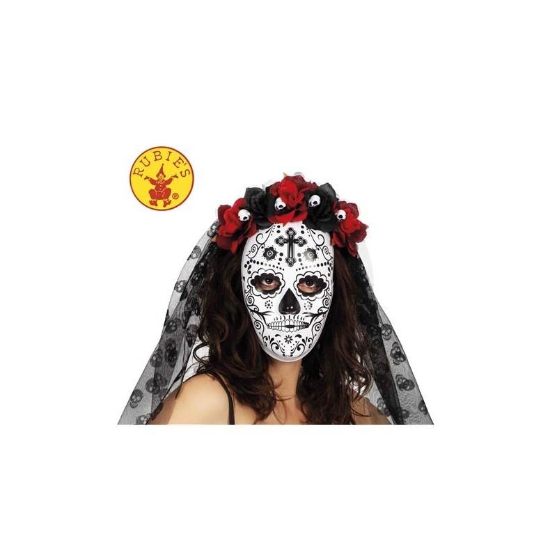 Mascara Catrina Misteriosa