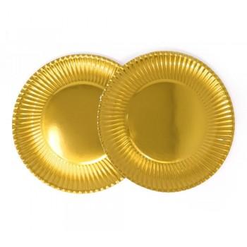 P/8 Plato 29Cm Oro