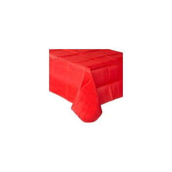 Mantel Papel Rojo