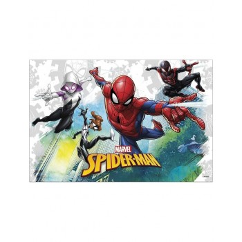 Mantel Pl.Spiderman 120X180c