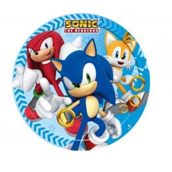 P/8 Plato 18Cm Sonic