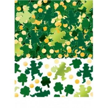 P/3 Confetti Trebol S.Patrick