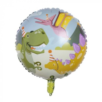 """Globo 18""""Dino Party"""