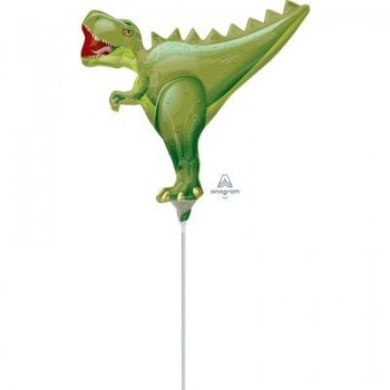 Globo Palo Dinosaurio Rex