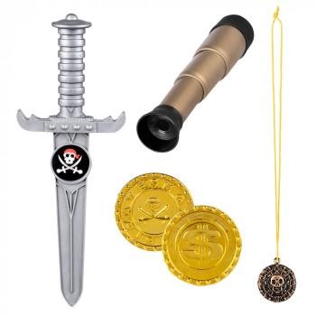 Set Acc.Pirata Infantil