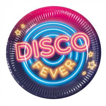 P/6 Plato 23Cm Disco Fever