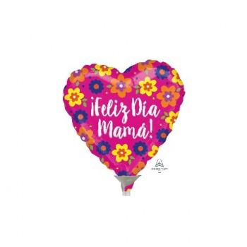 Globo Palo Feliz Dia Mama